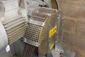 Welkenraedt modernisation Kone protection poulie machine - Copie
